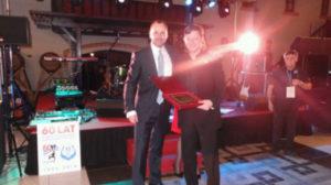 Nagroda dla Artur Lipko